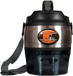 NFL Cleveland Browns 80oz. Grub Jug