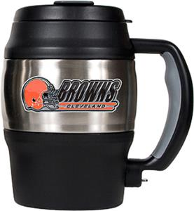 NFL Cleveland Browns Mini Jug w/Bottle Opener