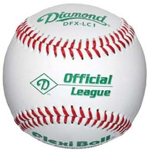 DFX-LC1 OL Little League Flexiball Baseballs C/O