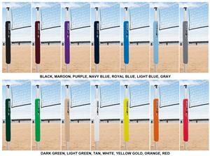 Porter Volleyball Upright Padding