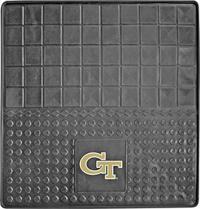 Fan Mats Georgia Tech Vinyl Cargo Mat