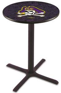 East Carolina University Pub Table X Style Base