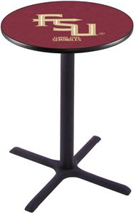 "Florida State ""Script"" Pub Table X Style Base"