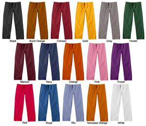 Gelscrubs Healthcare Classic Scrub Pants-16 Colors