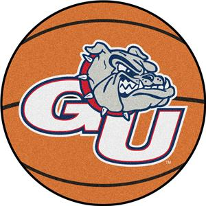 Fan Mats Gonzaga University Basketball Mat