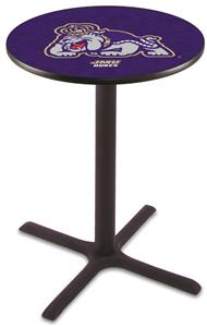 James Madison University Pub Table X Style Base