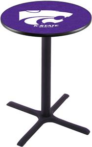 Kansas State University Pub Table X Style Base