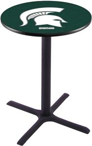 Michigan State University Pub Table X Style Base