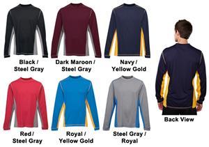TRI MOUNTAIN Sidewinder Polyester Crewneck Shirt