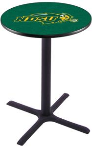 North Dakota State Univ Pub Table X Style Base