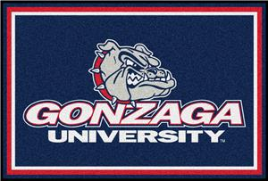 Fan Mats Gonzaga University 5x8 Rug