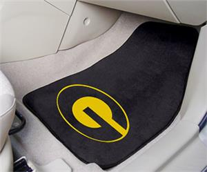 FanMats Grambling State University Carpet Car Mats