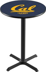 University of California Pub Table X Style Base
