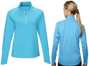 TRI MOUNTAIN Lady Hyperion Quarter Zip Pullover