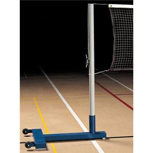 Porter Portable Badminton End Standards (pair)