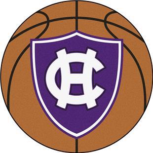 Fan Mats Holy Cross Basketball Mat