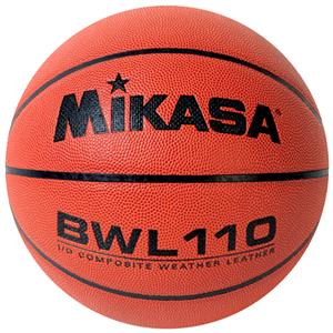 "Mikasa NFHS BWL Series Official 29.5"" Basketballs"
