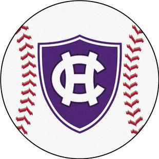 Fan Mats Holy Cross Baseball Mat
