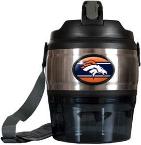 NFL Denver Broncos 80oz. Grub Jug