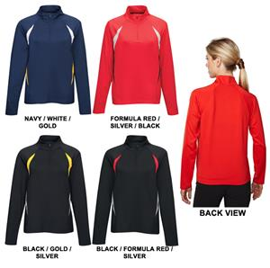 TRI MOUNTAIN Lady Condor Quarter Zip Pullover