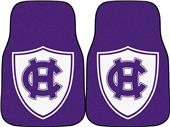 Fan Mats Holy Cross Carpet Car Mats (set)