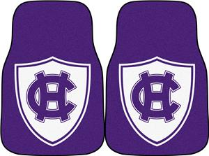 Fan Mats Holy Cross Carpet Car Mats 