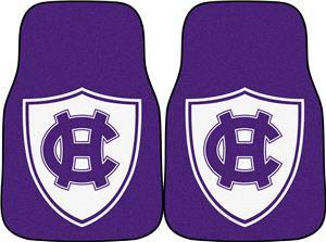 Fan Mats Holy Cross Carpet Car Mats (set)