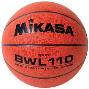 "Mikasa BWL Series Youth 27.5"" Basketballs"