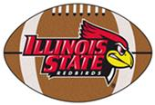 Fan Mats Illinois State University Football Mat