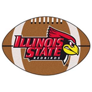 Fan Mats Illinois State University Football Mat