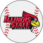 Fan Mats Illinois State University Baseball Mat