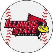 Fan Mats Illinois State University Baseball Mat