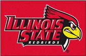 Fan Mats Illinois State University Starter Mat