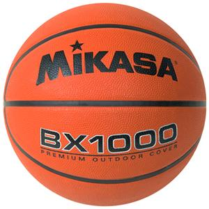 "Mikasa BX1000 Series Official 29.5"" Basketballs"
