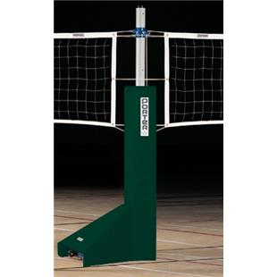 Economy Portable Volleyball Center Standards-Pads