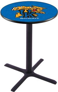 Univ of Kentucky Cat Pub Table X Style Base