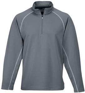 TRI MOUNTAIN Reflex Waffle Knit Pullover Shirt