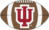 Fan Mats Indiana University Football Mat