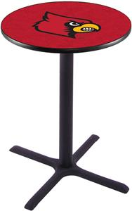 University of Louisville Pub Table X Style Base