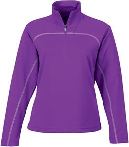TRI MOUNTAIN Rhythm Women&#39;s Waffle Knit Pullover