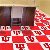 Fan Mats Indiana University Team Carpet Tiles
