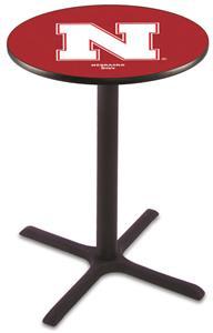 University of Nebraska Pub Table X Style Base