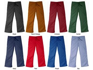 Gelscrubs Healthcare Cargo Scrub Pants