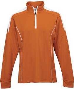 TRI MOUNTAIN Fullerton Mesh Knit Pullover Shirt