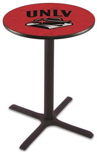 Univ of Nevada Las Vegas Pub Table X Style Base