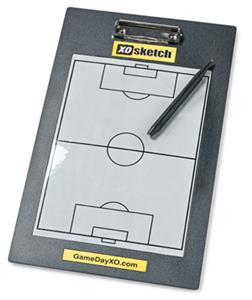 Porter XOSketch Soccer Clip Board