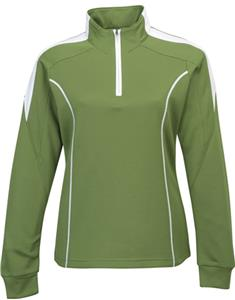 TRI MOUNTAIN Fairview Women's Mesh Knit Pullover