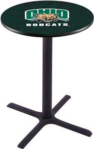 Ohio University Pub Table X Style Base
