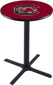 Univ of South Carolina Pub Table X Style Base