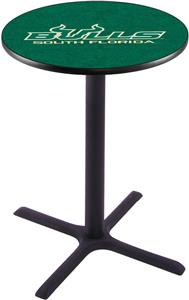 Univ of South Florida Pub Table X Style Base